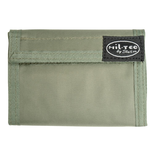 peněženka oliva maskáčová peněženka volivovém provedení zapínání na suchý zip řada vnitřních kapes na bankovky