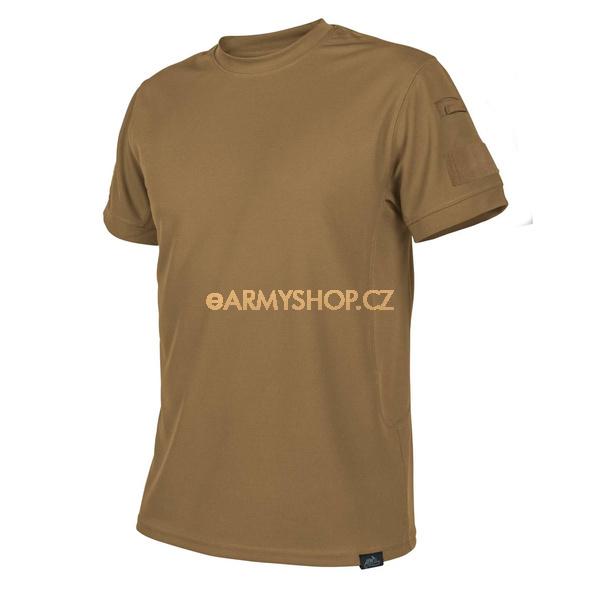 tričko HELIKON Tactical coyote XXXL taktické triko je vyrobeno zThermoactive polyesteru stechnologií TopCool