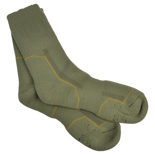 ponožky vzor 2008 ponožky se osvědčily pro potřebu armády ajsou zavedeny ve výstroji AČR jako základní ponožky do holeňových polních bot speciální ponožky vyrobené zintegrované polypropylenové (POP) pleteniny základem je systém dvou vrstev