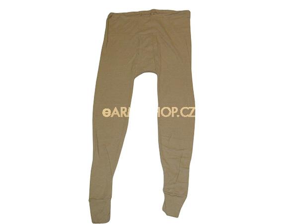 spodky slabé 44-47     originální spodky používané AČR    spodky mají dlouhé nohavice zakončeny lemem    pas stažen gumou    vrozkroku všit dvojitý klín srozparkem    materiál: 100% bavlny    nové