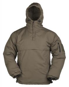 bunda Combat anorak zimní oliva XXL     větruvzdorná bunda