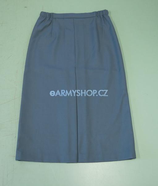 sukně vz.97 modrá 170/104     sukně vzor 97 modrá    originál používaný AČR    materiál: 75% vlna