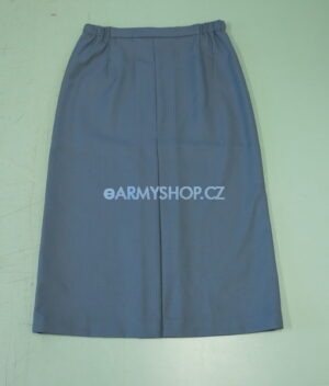 sukně vz.97 modrá 170/100 sukně vzor 97 modrá originál používaný AČR materiál: 75% vlna